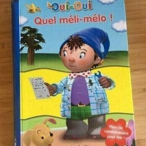 Fransk børnebog -fast pris -køb 4 annoncer og den billigste er gratis - kan afhentes på Mimersgade 111 - sender gerne hvis du betaler Porto - mødes ikke andre steder - bytter ikke