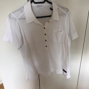 Rigtig fin polo-tshirt