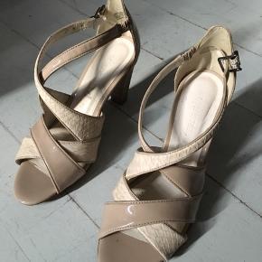 Fine sko, kun brugt få gange. Mindstepris 55 pp. Bytter ikke.