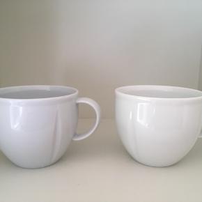 To flotte kopper fra Rosendahl sælges samlet for 100 kr. Højde 7,5 cm. Jeg sender gerne ved betaling med MobilePay ☀️Se også mine andre spændende annoncer🌸