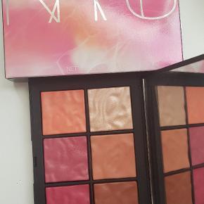 Nars Exposed Cheek Palette Used twice. Brugt 2 gange.
