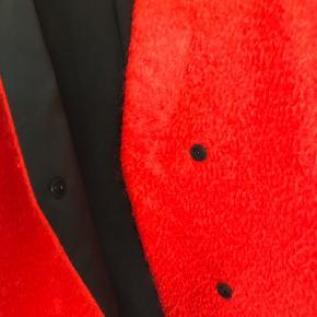 Jakke, str. 40, MSGM , rød, mohair / wool/ polyamid, Ubrugt Super flot moderne jakke .