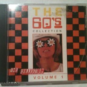 Brand: The 60's collection vol. 1 Varetype: CD Størrelse: - Farve: -  Sender gerne på købers regning :)