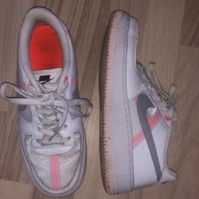 Fed Nike air force købt i NY, cond omkring 8/10
