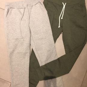 Lækre bukser - den ene par fra Vila, det andet fra h&m - begge to er aldrig brugt!