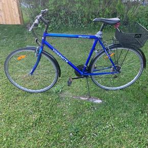 Yosemite bike 28 tommer 58cm 21 gear lock with key