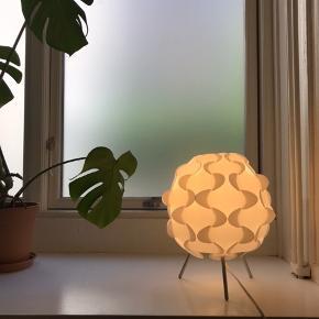 Ikea lampe. Med pære