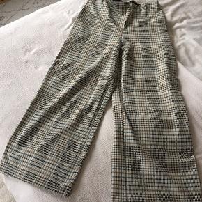 Ternede culotte bukser med strech