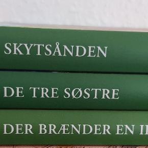 Sælger ud af mine skønne bogserier. Bøgerne er alle på dansk og i pæn stand. Prisen er fast.  Primært Ungdoms & fantasy bøger.