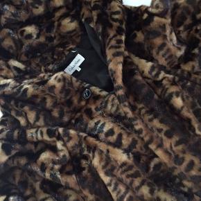 Poncho/ fake fur/st S