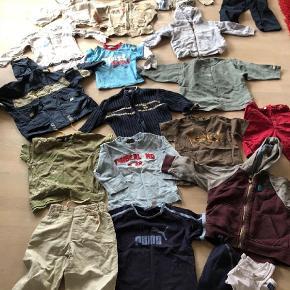 Tøjpakke Farve: Multi