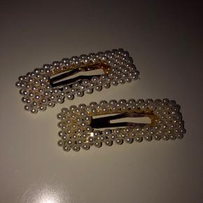 Perle spænder der aldrig er blevet brugt. Bare byd