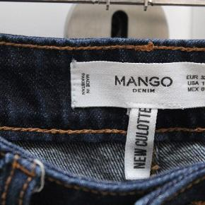 Super lækre jeans med vidde fra Mango!