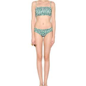 Ganni dalton bikini-sæt sælges.
