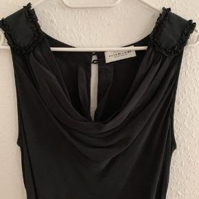 Silke kjole