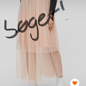 SØGER denne nederdel fra Y.A.S. Skriv endelig hvis du har den eller lign. :)
