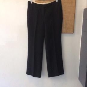 Malene Birger sorte klassiske bukser. Aldrig brugt
