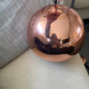 Har 3 stk Ball lamper, skal have en klud men ellers fine, nypris 600kr pr stk.  Bud modtages, useriøse bud besvares ikke
