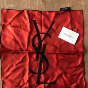 Yves Saint Laurent tørklæde