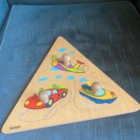 Kids Wood puslespil  -fast pris -køb 4 annoncer og den billigste er gratis - kan afhentes på Mimersgade 111. Kbh n - sender gerne hvis du betaler Porto - mødes ikke andre steder - bytter ikke