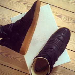 Sender ikke Maison Margiela high-top sneakers Str 41 Nypris 4800,-