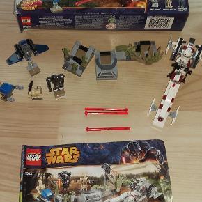 Lego 75037  se også mine andre annoncer.  sender med gls eller dao, køber betaler fragt