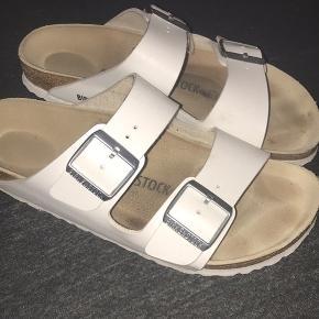 BIRKENSTOCK sandaler BRUGT FÅ GANGE!! Fra ikke ryger-hjem