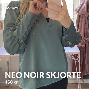 Neo Noir Skjorte