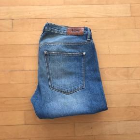 Acne Studios Max Le Blue Jeans Slim fit  Pæn stand  Størrelse W31 L34  Skriv gerne for flere informationer eller mængderabat.