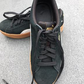 Puma sneakers str. 37,5 - brugt få gange