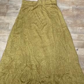 Strik nederdel fra Zara - købt i Spanien