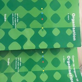ORGANISATION: 4.udgave, 2. Oplag ISBN: 978 87 92098 02 3 Pris: 250kr incl. Cases & opgave bog  Se også mine andre bøger