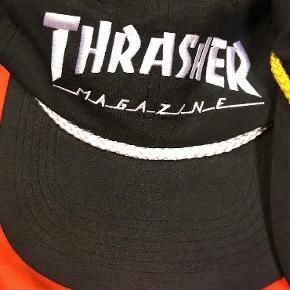 Thrasher kasket