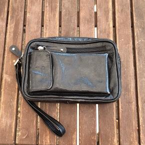 The Monte lædertaske