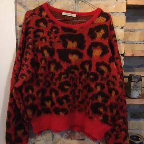 Super fed leopard sweater.