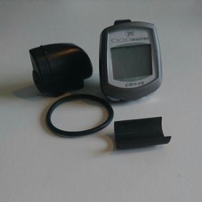 Cukelcomputer Ciclo master. Mangler nyt batteri.