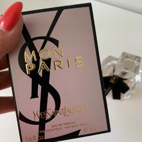Mon Paris fra Yves Saint Laurent parfume. Brugt to gange. 50ml