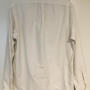 Super fed hvid Ralph Lauren skjorte. Købt for noget tid siden, men da jeg ikke rigtig har brugt den, er den stadig i enormt flot stand.  Nypris 900,-