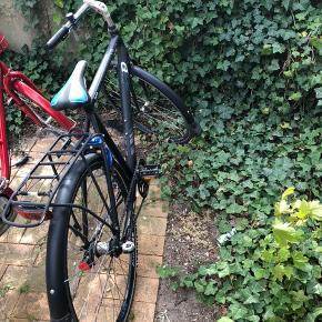 Jeg sælger denne cykel. Det er i meget godt tilstand og det var ikke brugt så meget.