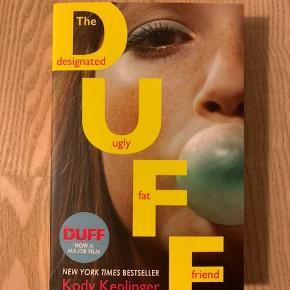 The Duff af Kody Keplinger. Paperback. Engelsk udgave. Ungdomsbog.