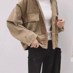 Fløjl jakke