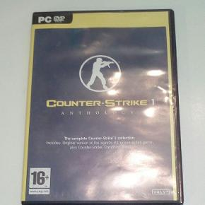 Counter strike 1 pc spil  Se foto