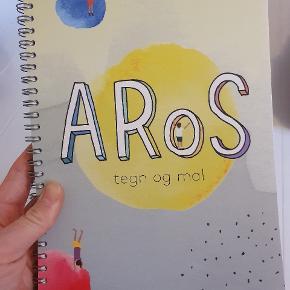 Aros tegn og mal. Malebog, som aldrig er brugt. Pris fra ny: 80 dkk Der er flere bøger på min profil(: