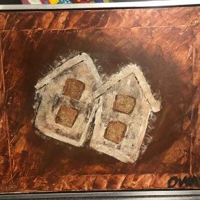 Akryl maleri 50x60   BYD!