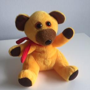 Lille (16 cm) BAMSE beanbag. Har været købt for sjov og har kun stået til pynt.