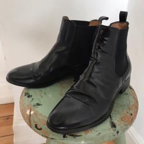 Ægte læder støvler