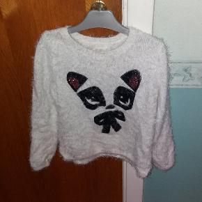 Pels trøje med panda