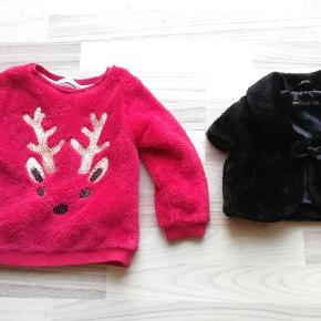 Flot pakke med 19 stykker tøj i størrelse 98, sælges billigt!Tøjet er godt men brugt og noget næsten som nyt. Sender gerne :-) Se også alle mine andre annoncer med flot nyt og brugt tøj til alle :-)