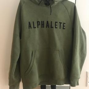 Alphalete gym hoodie, varm til vinter