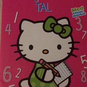 Opgavebog Jeg lærer tal Med klistermærker 4+